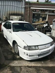 COMMODORE VN SS V6 AUTO GROUP A MOCK UP  UN RESISTED  RECO MOTOR 10,000 KLM