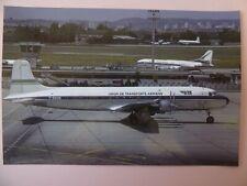 UTA   DC 6B   F-BGSK      : collection vilain N° 649