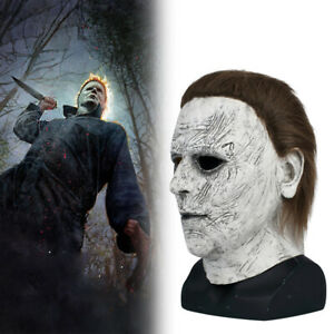 Trick or Treat Halloween 2018 Michael Myers Mask Costume