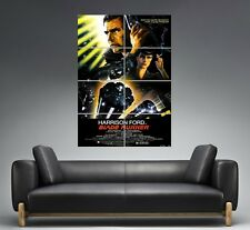 Blade Runner Plakat Kino Wall Plakat Film Folie klassisches groß Format A0