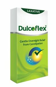 Comprimés laxatifs Dulcoflex Dulcolax 5 mg Comprimés de bisacodyl pour la...