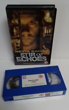 VHS VIDEO - Stir Of Echoes Ex Rental Big Box Tape VHS Cert 15 1999 Kevin Bacon
