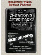 Chinatown After Dark / Night Life in Reno [New DVD]