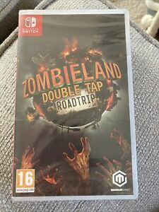 Zombieland: Double Tap: Road Trip (Switch) Shoot 'Em Up. New And Sealed.