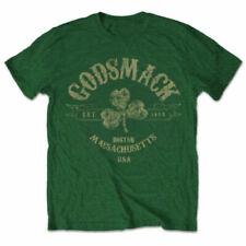 T-shirts verts coton pour homme