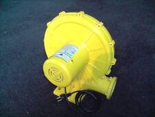 Profi Hüpfburg Gebläse gelb 680 Watt NEU MB Inflatable Fan Blower Ventilator