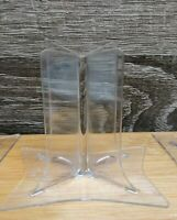 Vintage BARBIE Clear - X DOLL  STAND Japan DATED 1966 ACRYLIC PLASTIC