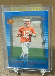 2000 Upper Deck Tom Brady Rookie Card #254 The GOAT MINT Condition Ungraded