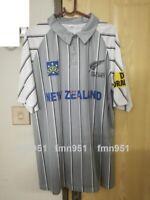 Cricket New Zealand Shirt Jersey Adults & Kids Sizes Short & Long Sleeves