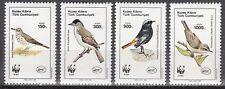 Türkisch-Zypern  Türk-Kıbrıs / Nr. 275-278** WWF Vögel