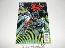 Superman Batman #1 Comic DC 2003 Batman Cover 1B Jeph Loeb Ed McGuinness RARE