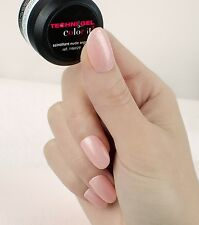 Gel UV & LED Ongles - scintillant nude argent - Peggy Sage - 146929