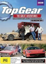 Top Gear - The Great Adventures : Middle East (DVD, 2011, 2-Disc Set)