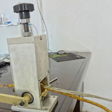 Manual & Motor Operated Wire Cable Stripper Stripping Recycle Copper Machine