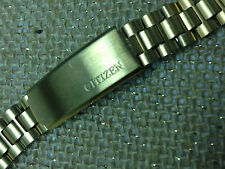12mm GENUINE CITIZEN GOLD Stainless Steel BRACELET Womens REPLACEMENT WATCH BAND