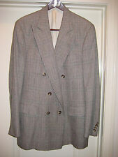 Nordstroms Double Breasted Jacket 42L Chaps by Ralph Lauren