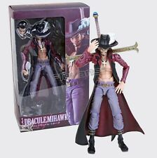ONE PIECE/ FIGURA DRACULE MIHAWK VARIABLE 19 CM- ANIME FIGURE ACTION HEROES BOX