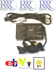 NNB GENUINE Lenovo ThinkPad 65W AC Adapter Slim Tip X1 Yoga Flex 45N0489 0B47455