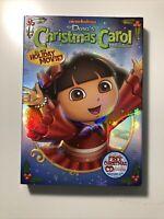 Dora the Explorer: Doras Christmas Carol Adventure (DVD, 2009)