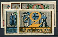 Goslar 5 Scheine Notgeld .................................................2/7049
