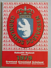 GREENLAND 1979 OFFICAL Year Book complete