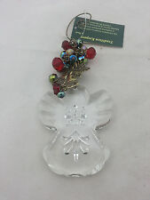 Tradition Keepers - Glass Angel Ornament NWT