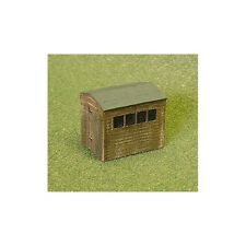 abri jardin 8 x 6 (PEINT) - Jauge d'Oo modèle résine – Unit Models oo-046p - P3