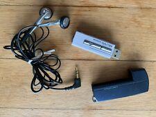 Creative Muvo 256MB MP3 player - still working original headset