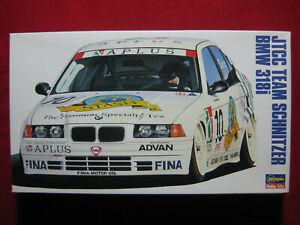 BMW 318i Team Schnitzer JTCC 1/24 Hasegawa Japanese Touring Car Championship