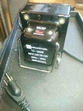 110v 240v 300watt transformer step up step down switchable