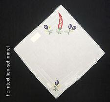 PLAUENER SPITZE ® Tischdeckchen TISCHDEKORATION Deckchen Tischdecke Decke 30x30