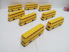 Eso-14394 ses 1:87 8 St. autobús con signos de desgaste, arañazos