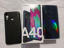 Samsung Galaxy A40 - 64GB - Black (Unlocked) (Dual SIM)
