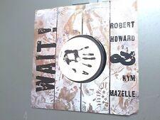 "ROBERT HOWARD & KYM MAZELLE - WAIT! - 7"" SINGLE"