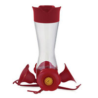 Perky-Pet  Hummingbird  8oz  Glass  4 ports Nectar Feeder