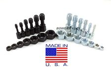 Jawco #66 NF-SAE NC-USS Rethreading Set Thread Restore Tap Dies 24pc MADE IN USA