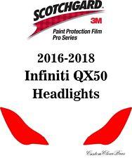 3M Scotchgard Paint Protection Film Pro Series Fits 2016 2017 2018 Infiniti QX50
