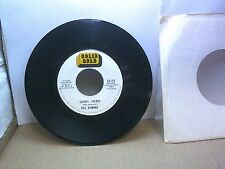 Old 45 RPM Record - Solid Gold SG-105 - Neil Diamond - Cherry Cherry / Girl, You