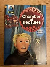 OXFORD PROJECT X ALIEN ADVENTURES STORY BOOK: CHAMBER OF TREASURES: LEVEL 9