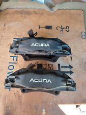 04 08 Acura Tl Type S Front Brembo Brake Calipers Oem Big Brake
