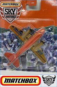 MATCHBOX  Sky Busters - Airliner Plane Island Freight 2021/ GWK44 Genuine Sealed