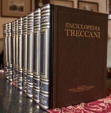 Enciclopedia italiana Treccani in 10 volumi - la piccola Treccani