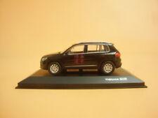 1/43 Volkswagen Tiguan black color diecast model