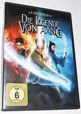 DVD Die Legende von AAng*Fantasy*Kinder&Familie*FSK 6*deutsch*Abenteuer*gut gebr