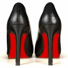 Sole-Glo DIY Crimson Kiss Red 10 Pack Shoe Bottom High Heel Customization Kit
