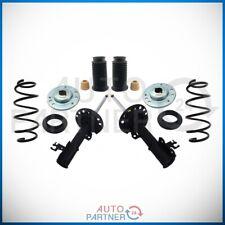 2x Amortiguador Para Opel Vectra C Juego Delantero Con Comba +Staubkit+Muelles