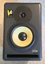 KRK Systems V8 Series 2 Powered Speaker Studio Monitor - tweeter doesn't work