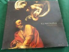 Unearthed by E.S. Posthumus (CD, Nov-2003, Wigshop Records)
