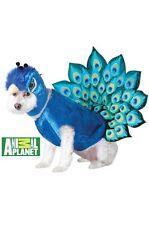 NIP Brand New Peacock Dog Costume Animal Planet Pet Costume X-Small Halloween