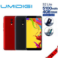 UMIDIGI S2 Lite 6 inches Mobile Phone Cellphone 4G RAM Face ID Touch ID Dual SIM